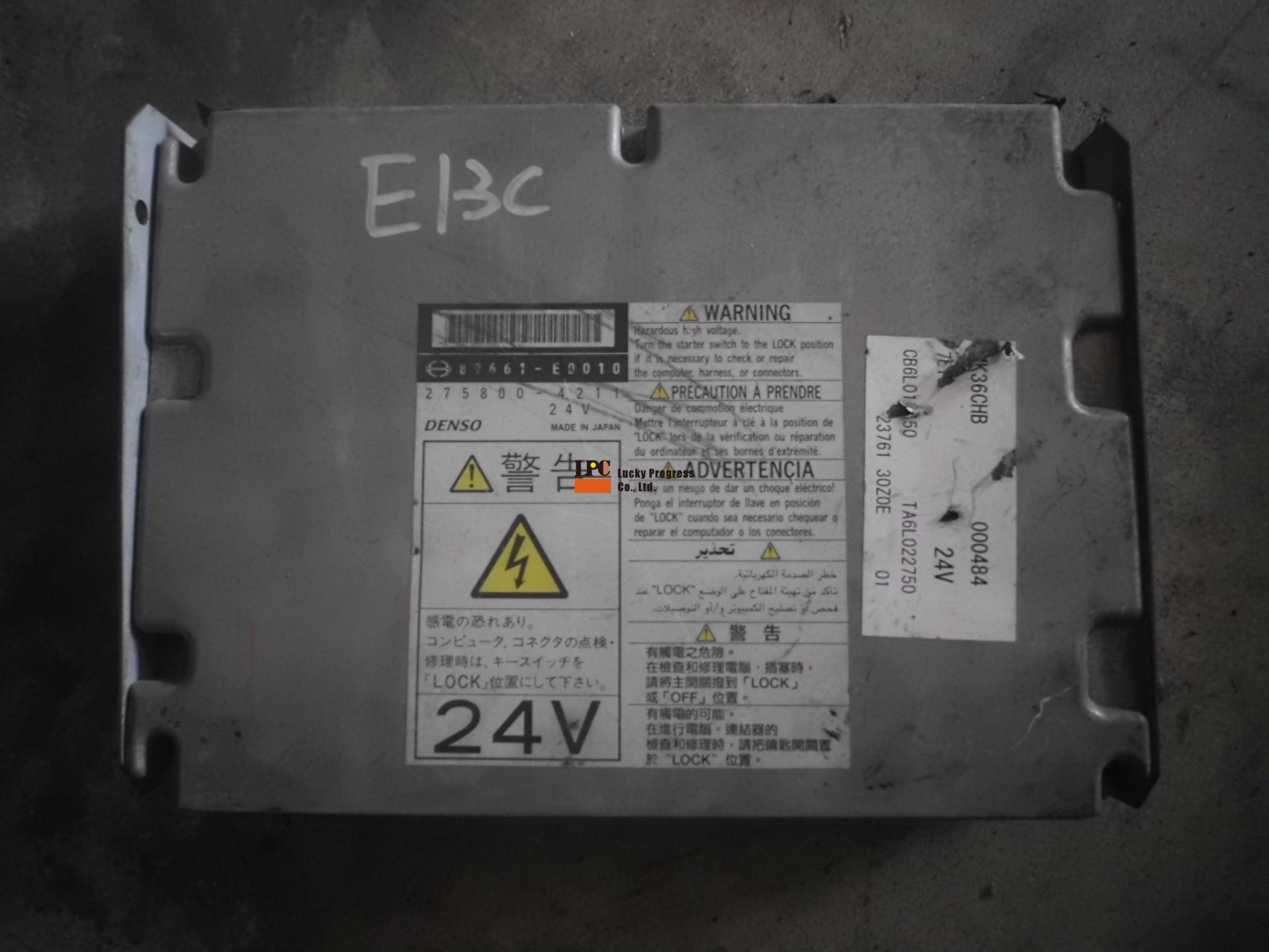 Used HINO 700 PROFIA Electrical Control Unit (ECU) - Lucky