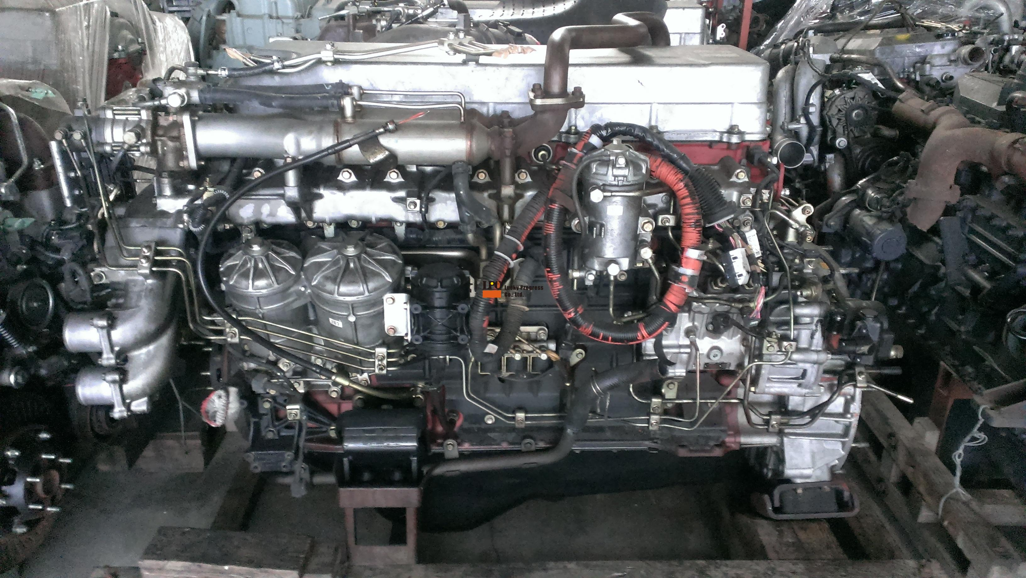Used Hino 700 Profia Diesel Engine E13ct Euro 3 Lucky