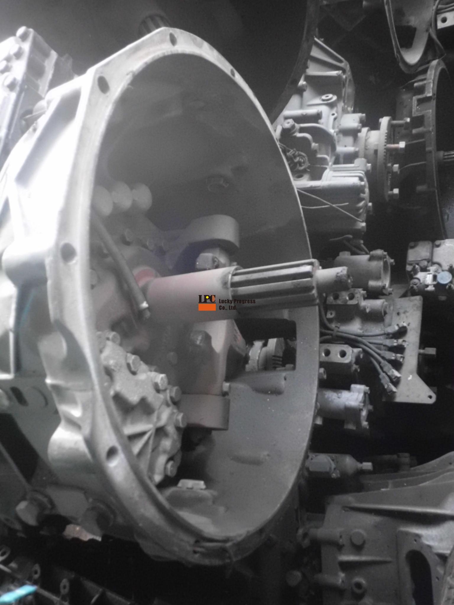 Hino Trucks Zf Transmission Wiring Diagram Truck Fuel Tank Used 700 Profia 16s 221 Lucky Progress Co Transmissions