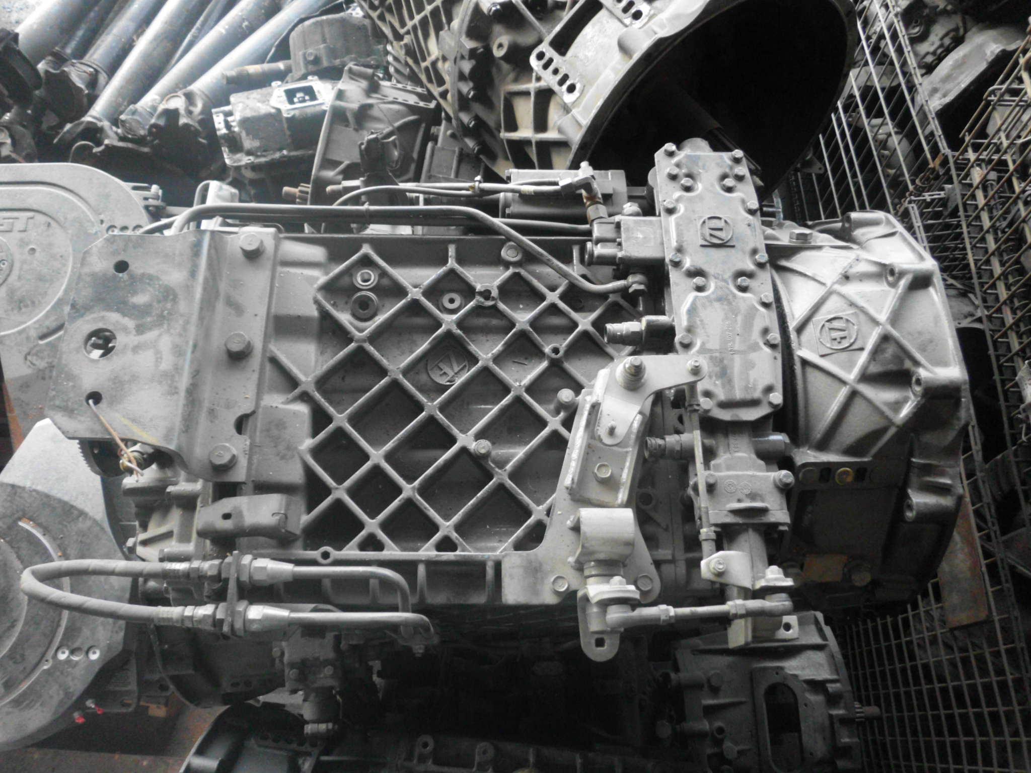 Zf S on Brake Cylinder Repair