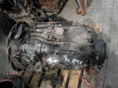 Used NISSAN 6 Speed Gearbox
